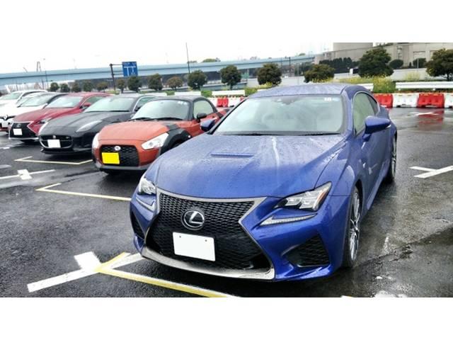 レクサス  RC F 工藤貴宏さんの投稿写真1枚目