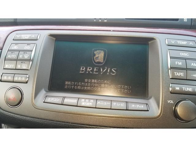 トヨタ ブレビス 高級車とは何かを考えさせられる車