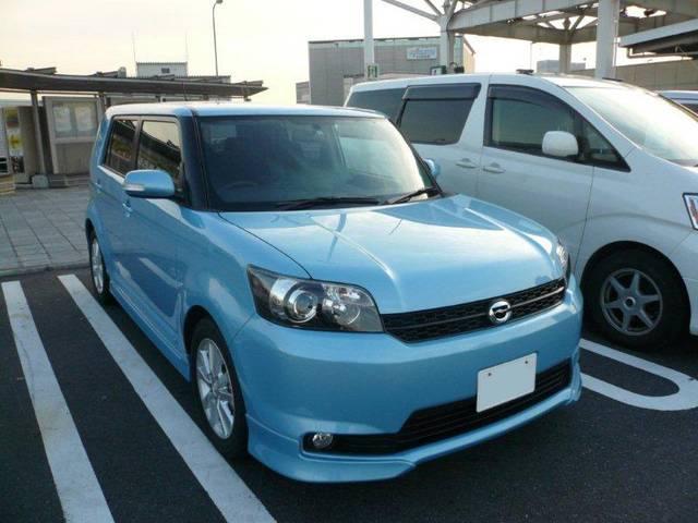 トヨタ カローラルミオン ワイドボディがもたらすゆとりと安定感