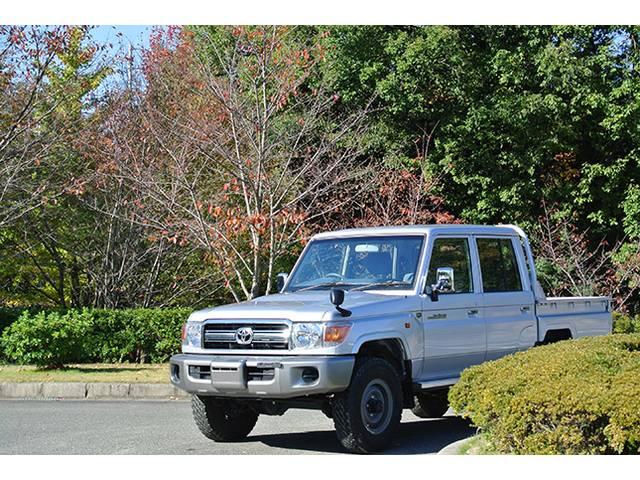 トヨタ  ランドクルーザー70 高坂義信さんの投稿写真1枚目
