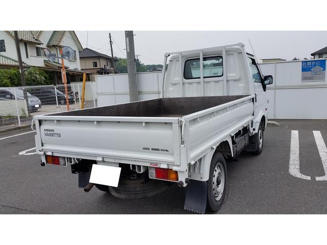 日産 バネットトラック 小型なれどパワフルなディーゼルターボ!