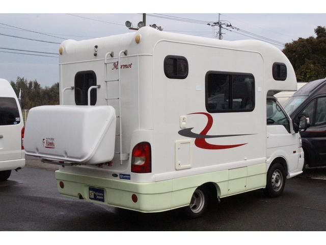 マツダ ボンゴトラック ボンゴ キャンピングカー フジカワマーモット