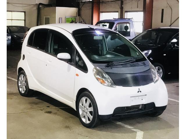 三菱 アイ 未来の車?