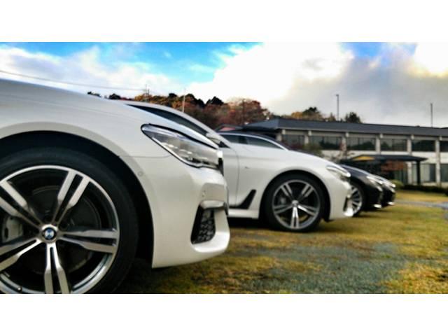 BMW 7シリーズ 走り自慢のラージセダン