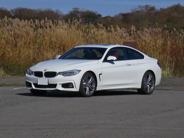 BMW 4シリーズ 名称どおりに車格感を高めた4シリーズ
