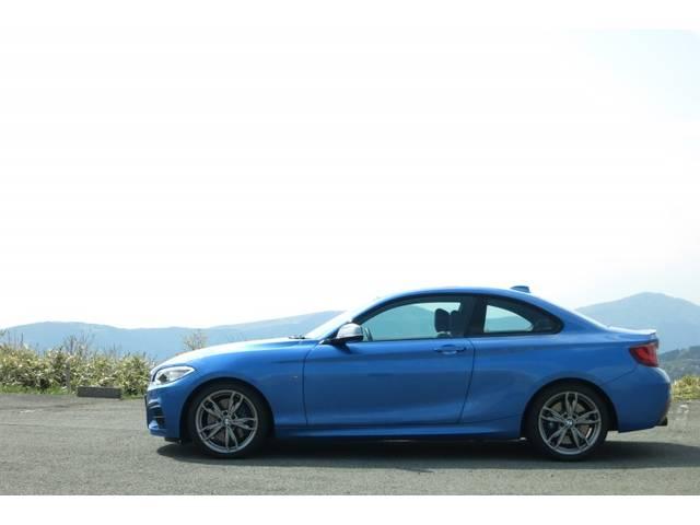 BMW 2シリーズ 極上の走りが詰まっている