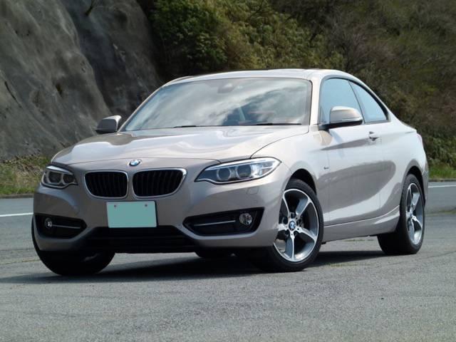 BMW 2シリーズ 極上のしなやかな足と身のこなし