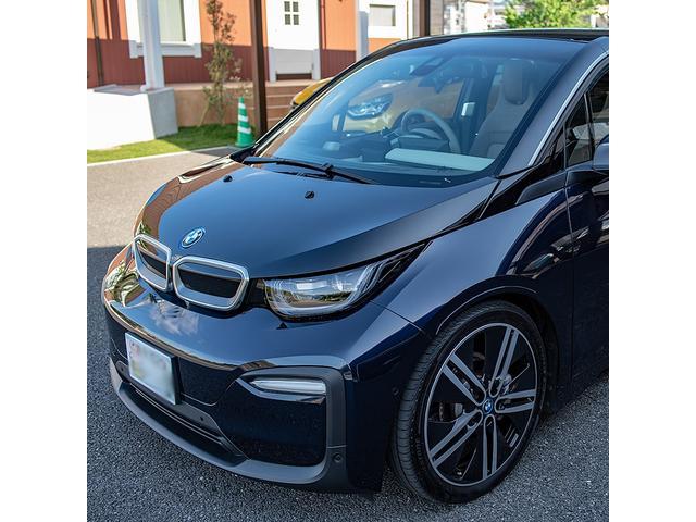 BMW i3 楽しさが濃縮された車