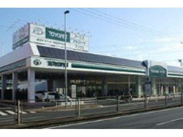 横浜トヨペット株式会社 相模原中央店